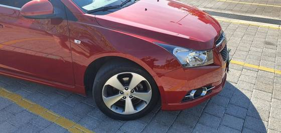 16 chevy cruze owners manual