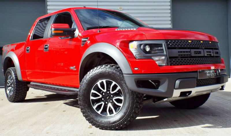 2013 ford raptor owners manual
