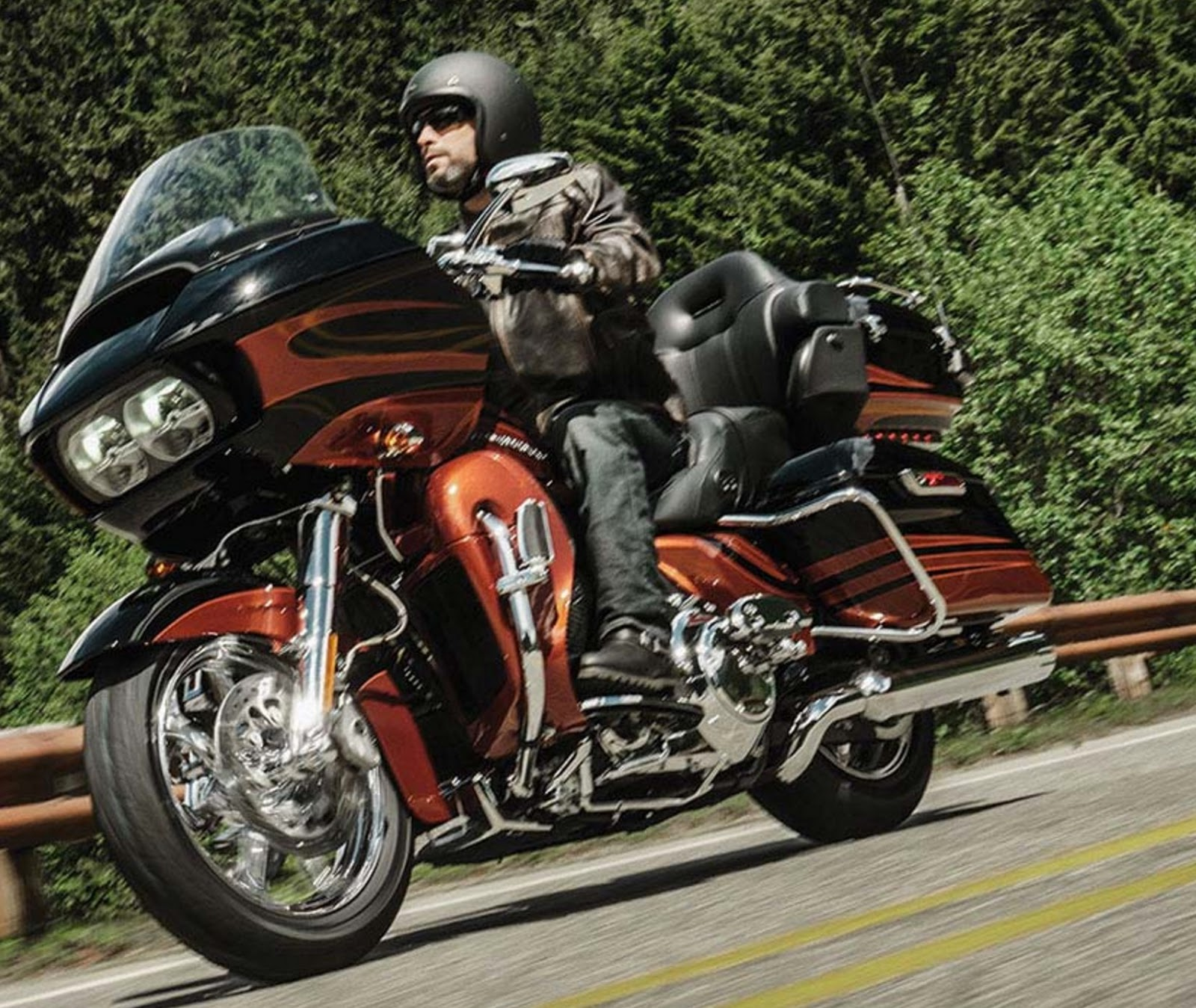 2015 street glide owners manual