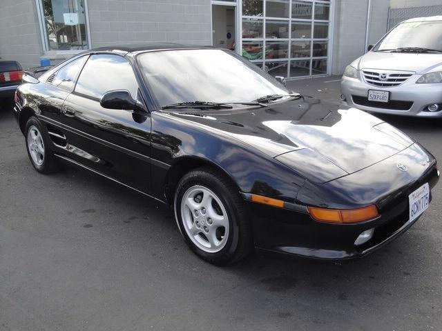 1991 toyota mr2 turbo owners manual