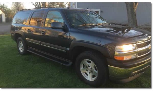2005 chevy suburban z71 owners manual