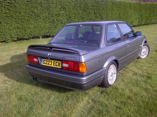 1989 bmw 325i owners manual