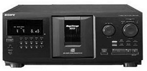 sony cdp cx355 owners manual